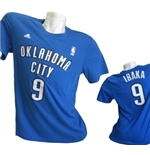 T-shirt Oklahoma City Thunder  139815