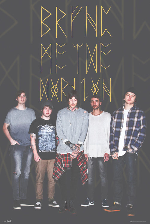 Poster Bring Me The Horizon  139904