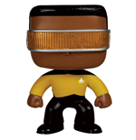 Star Trek TNG POP! Vinyl figurine Geordie 9 cm