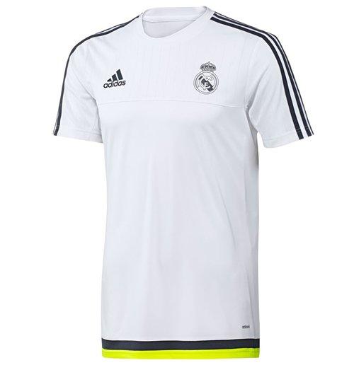 maillot entrainement Real Madrid en solde