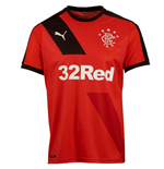 Maillot Rangers Football Club 2015-2016 Away