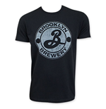 T-shirt Brooklyn Brewery - Suede Logo