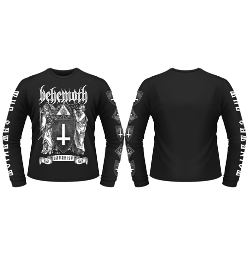 T-shirt Behemoth  140387