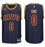 Maillot Cleveland Cavaliers Kevin Love adidas Navy Blue New Swingman
