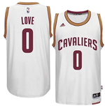 Maillot Cleveland Cavaliers Kevin Love adidas White New Swingman Home