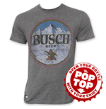 T-shirt Pop Top Busch