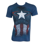 T-shirt Costume Captain America