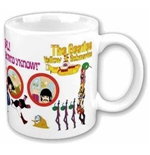 Tasse Beatles - Yellow Submarine