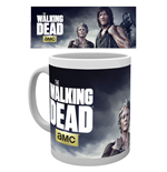 Tasse The Walking Dead - Carol And Daryl