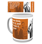 Tasse Trainspotting 140981