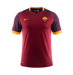 Maillot Rome 2015-2016 Home