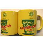 Tasse Dead Kennedys - Holiday In Cambodia