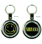 Porte-clés Nirvana Smiley