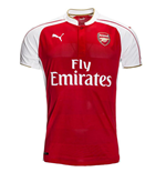 Maillot Arsenal 2015-2016 Home