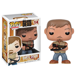 Personnage en Vinyl Daryl Dixon The Walking Dead