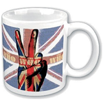 Tasse The Who - Peace Fingers