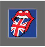 Aimant The Rolling Stones Tongue England