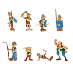 Figurines Asterix et Obelix