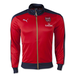 Veste Arsenal 2015-2016 (Rouge)