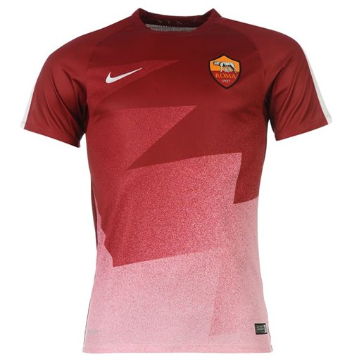 Maillot entrainement ROMA prix