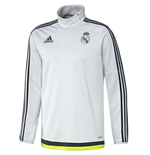 Sweat shirt Real Madrid 2015-2016 (Blanc)