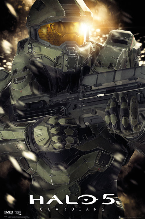 Poster Halo  143605