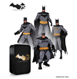 Batman pack figurines 75th Anniversary Set 2 17 cm