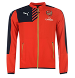 Veste Arsenal FC Puma 2015-2016 (Rouge)