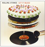 Vinyle Rolling Stones (The) - Let It Bleed