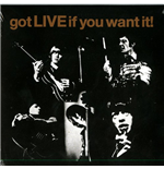 Vinyle Rolling Stones (The) - Got Live If You Want It (Ep)