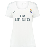 Maillot Real Madrid Adidas Femmes Home 2015-2016