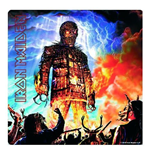 Sous-verre Iron Maiden - Wicker Man