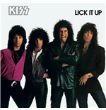 Vinyle Kiss - Lick It Up