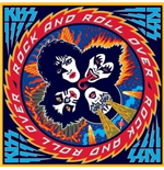 Vinyle Kiss - Rock And Roll Over