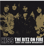 Vinyle Kiss - The Ritz On Fire (2 Lp)