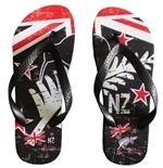 Tongs All Blacks Kiwi