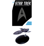Star Trek Official Starships Collection #37 vaisseau Andorian Cruiser