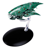 Star Trek Official Starships Collection #39 vaisseau Romulan Drone