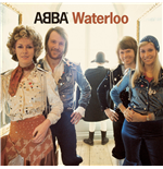 Vinyle Abba - Waterloo