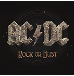 "Vinyle Ac/Dc - Rock Or Bust (12""+Cd)"