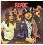 Vinyle Ac/Dc - Highway To Hell
