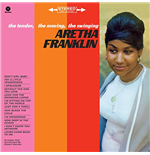 Vinyle Aretha Franklin - The Tender The Moving The Swinging
