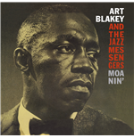 Vinyle Art Blakey & The Jazz Messengers - Moanin'