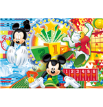 Puzzle Mickey Mouse 145680