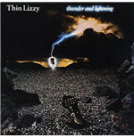 Vinyle Thin Lizzy - Thunder And Lightning