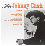 Vinyle Johnny Cash - Now Here's Johnny
