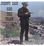 Vinyle Johnny Cash - Ride This Train