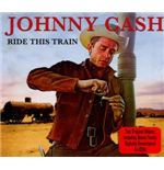 Vinyle Johnny Cash - Ride This Train ( 180 Gr.) (2 Lp)