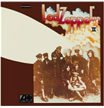 Vinyle Led Zeppelin - Led Zeppelin II (Remastered)