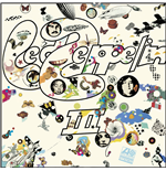 Vinyle Led Zeppelin - Led Zeppelin III (Remastered)